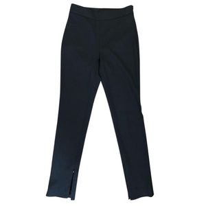 Theory Zipper Cropped Trouser/Pant